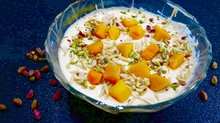Mango Shrikhand in 5 mins | Easy Amrakhand Recipe | How to make Mango Shrikhand