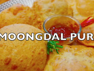 Moong Dal Puri Recipe | Rajasthani delicacy | How to make Moong Dal Puri  at home