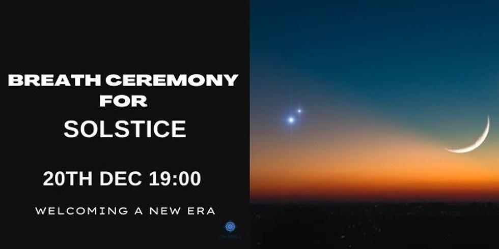 Solstice SOMA Ceremony - Renew
