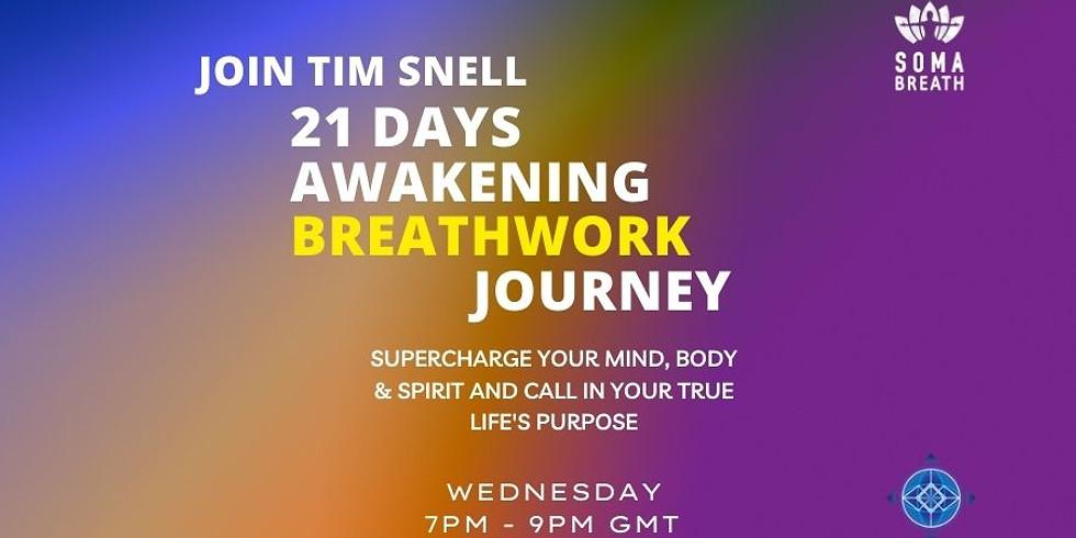 21 Day Awakening Journey February 2020