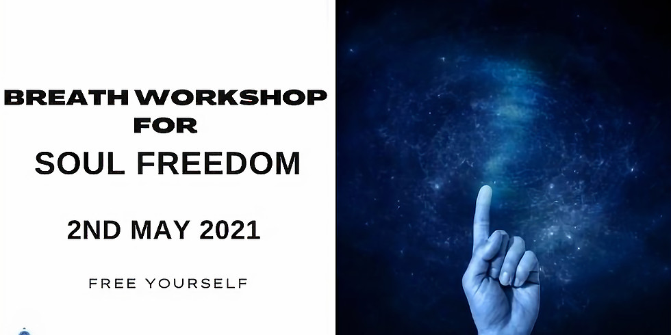 Breath Workshop for More Freedom