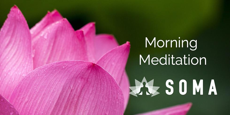 FREE Morning Breathwork & Meditation 7 April