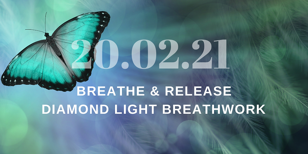 Diamond Light Healing Through Breath