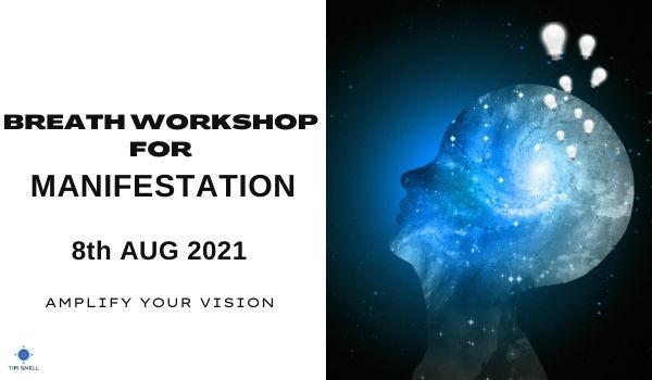 SOMA Breath Workshop for Manifestation