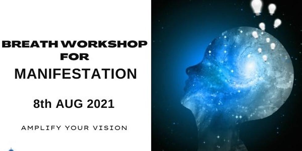 Breath Workshop for Manifestation