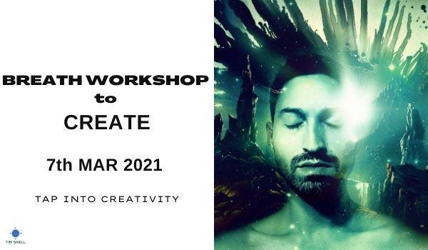 SOMA Breath Ceremony - Tap into Creativity
