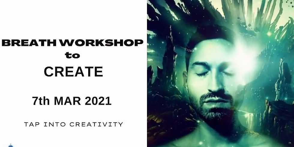 Breath Workshop for Connecting to Creativity
