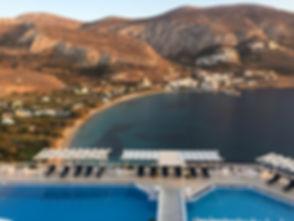 Aegiali Amorgos. Greek Islands Yoga Retreat. Breathwork