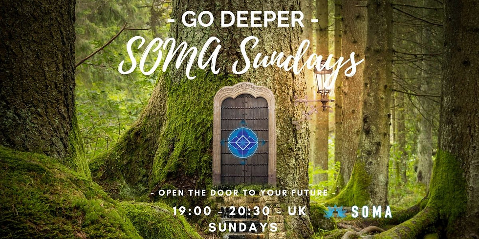 SOMA Sunday Sessions - Go Deeper