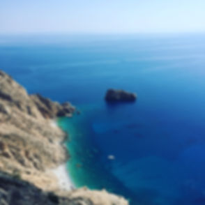 Amorgos. The Big Blue. Yoga Retreat. Hikes. Swimming.
