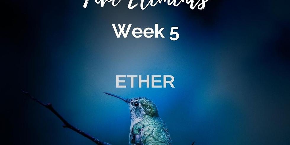 SOMA Sunday Sessions - 5 Elements Ether