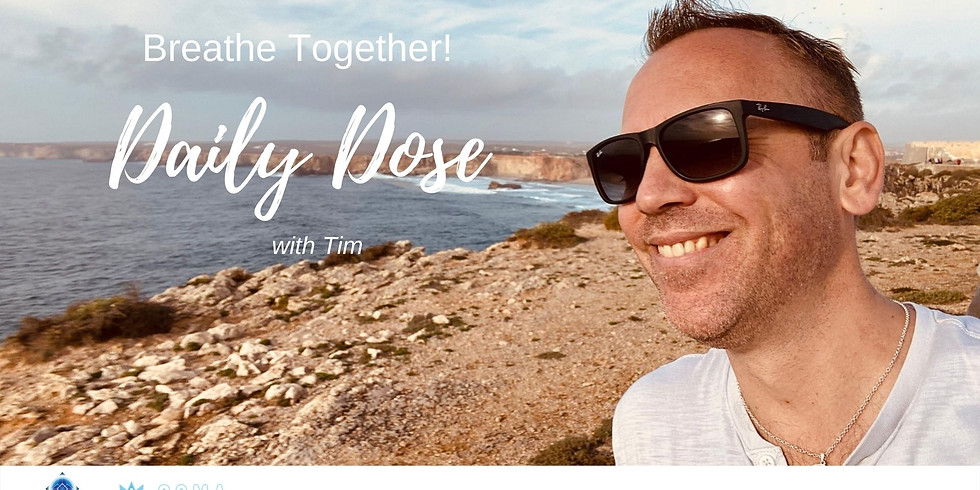 SOMA Daily Dose Breathe with Tim (Members Only)