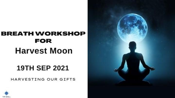 Lunar SOMA Breath - Harvest Moon Workshop
