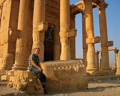 Palmyra Syria Tim Snell 2009 Life Coach