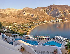 Aegialis Hotel & Resort Yoga Breathwork Retreat Amorgos Greece Tim Snell SOMA Breath