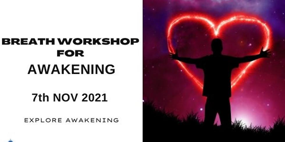 Breath Workshop for Awakening