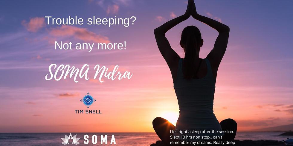 SOMA Nidra - Breathwork Meditation