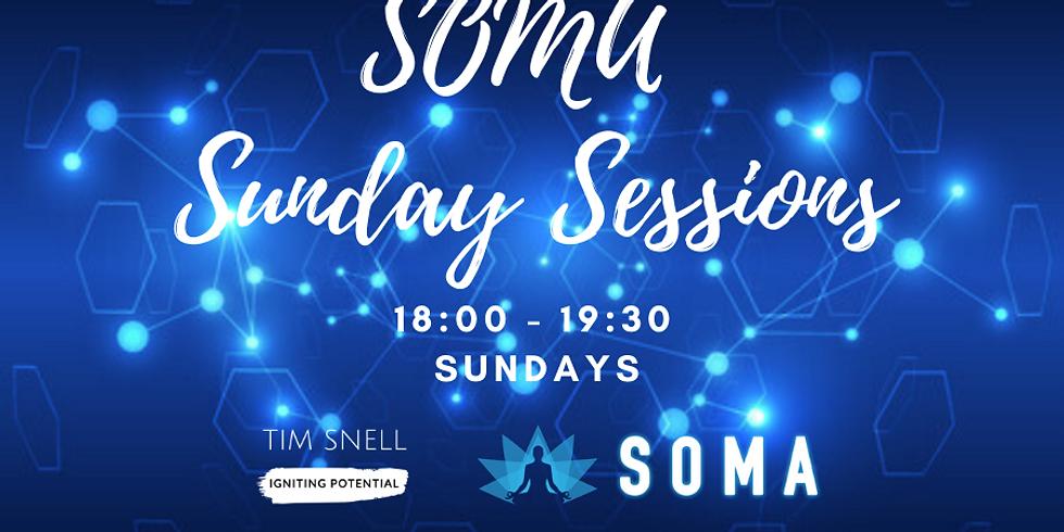 Tim Snell - Sunday SOMA Session - Letting Go