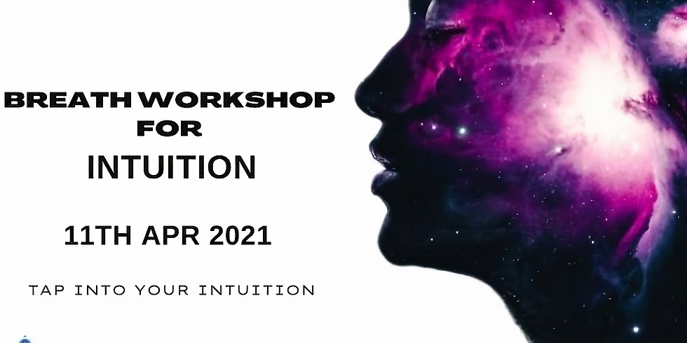 Breath Workshop for Connecting to Intuition