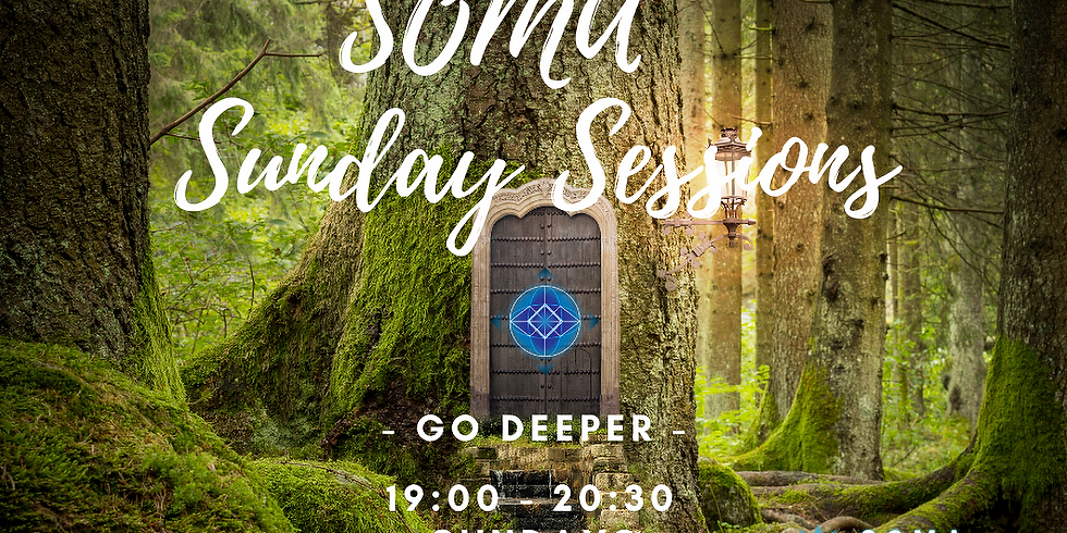 SOMA Sunday Sessions - 24 May Evening