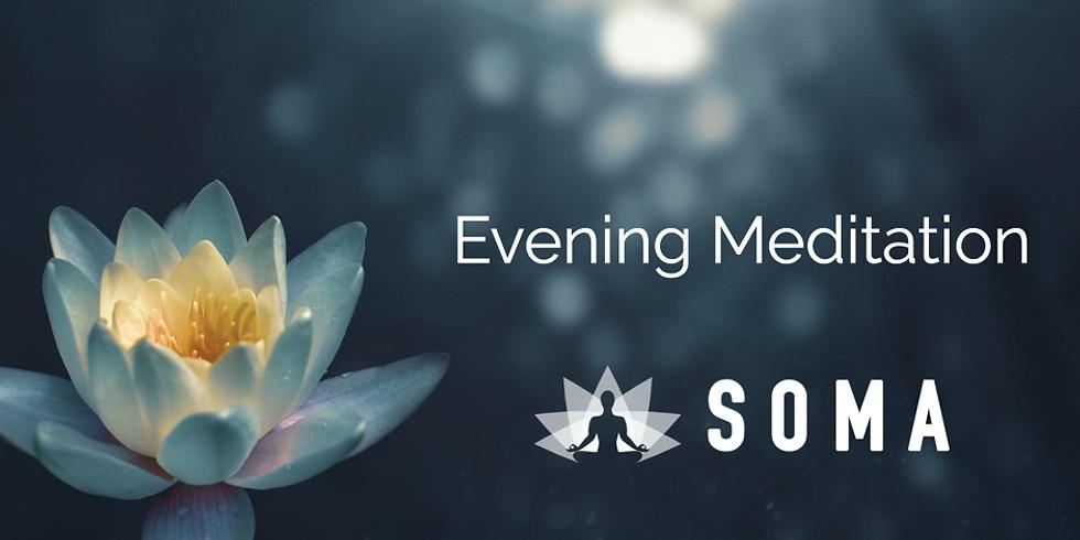 Breathwork & Meditation 28 April Evening