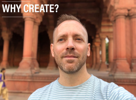 Quest 2019: Why Are You Creating?