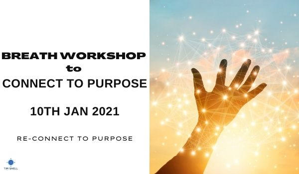 SOMA Breath Workshop - Connect to Purpose