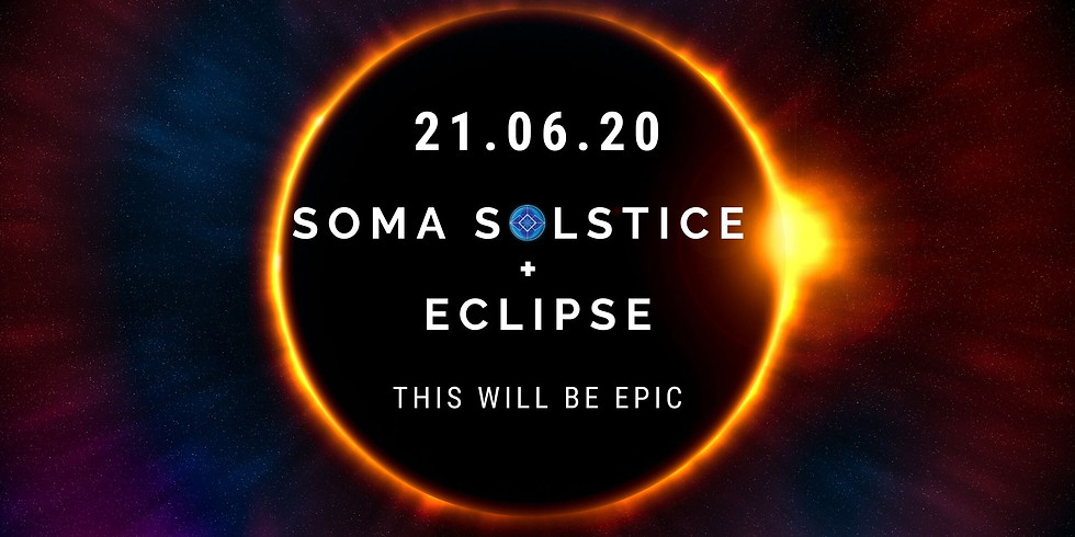 SOMA Sunday Sessions - Eclipse Special + Solstice + New Moon