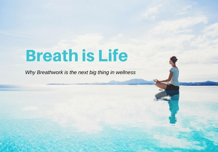 Breath Meditation Corporate Wellness