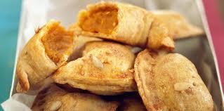 Chausson de patate douce