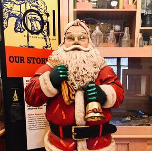 4. Grandview Estates Santa