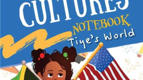 Notebook Tiye's world 2018 Edition