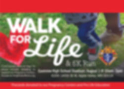 Pete Walk for Life 2020 Website Picture