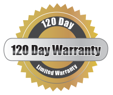 WSI offers 120 Day Home Warranty!