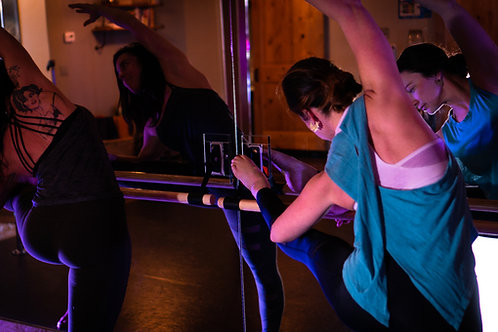 Gift Certificate - Yoga, Barre, Dance & Fitness