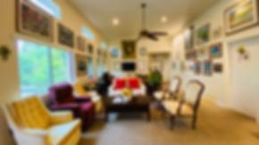 Huntington House Living Room