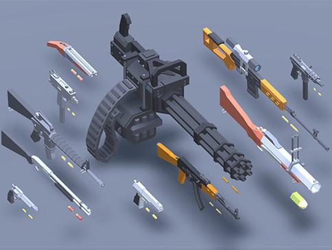 Low Poly Guns.jpg