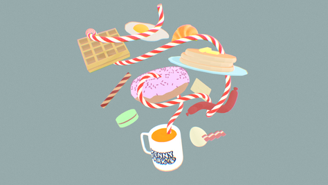 Breakfast Food Background.png