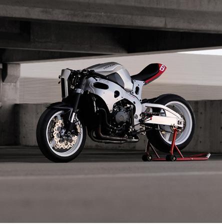 Moto design Honda