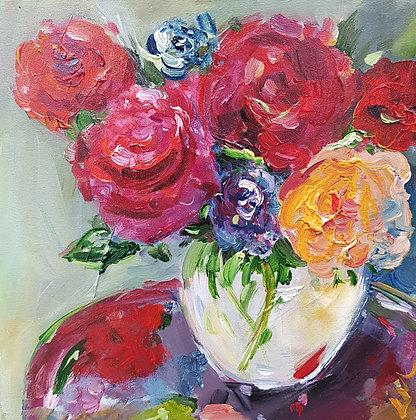 Floral Beauty by Lauren Morris