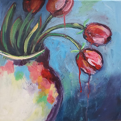 Let your creativity blossom by Lisa Wolfin