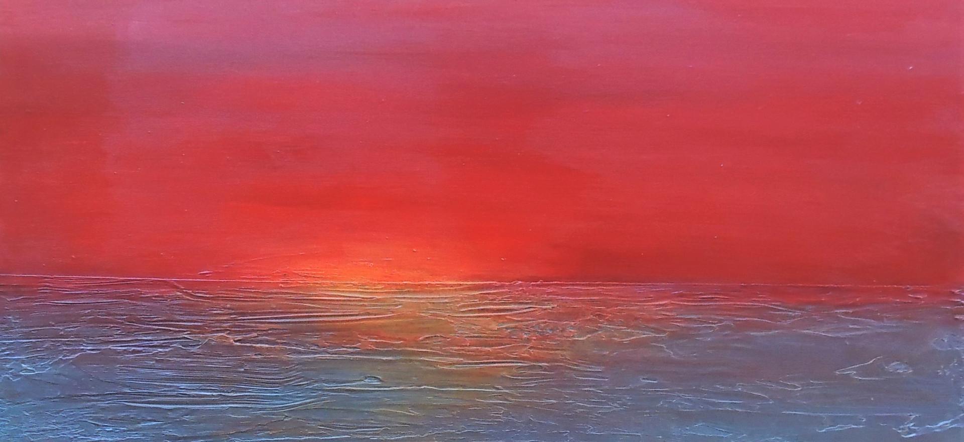 Monica Gewurz | Blush Sunset