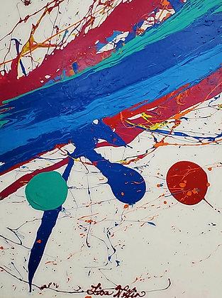 Splash by Lisa Wolfin