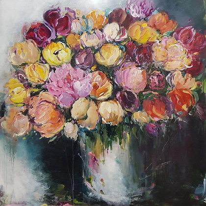 Abundance of Colour by Lauren Morris