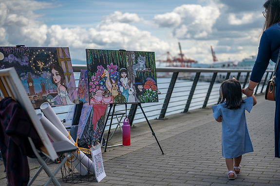 Art Downtown - Maria Basit