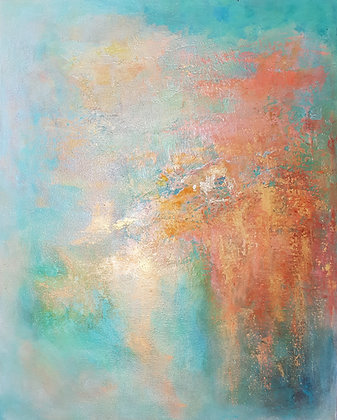Luminescence IV by Monica Gewurz