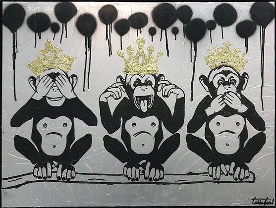 Monkey Madness by Taisha Teal