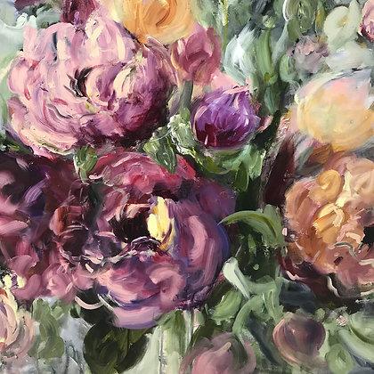 Abundance of Petals by Lauren Morris