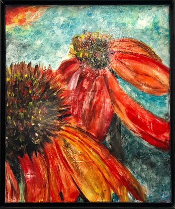 The Flower by Shelley Brookes