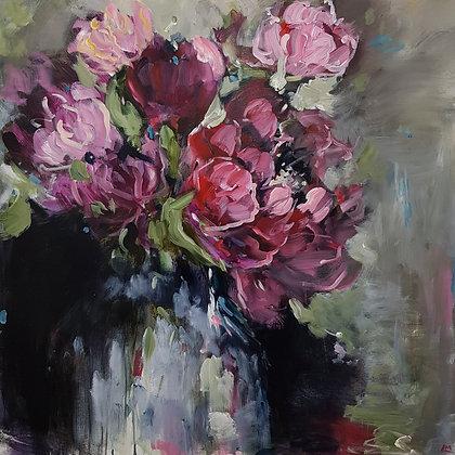 Unleashed Blossoms by Lauren Morris